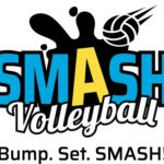 Smash Volleyball Logo